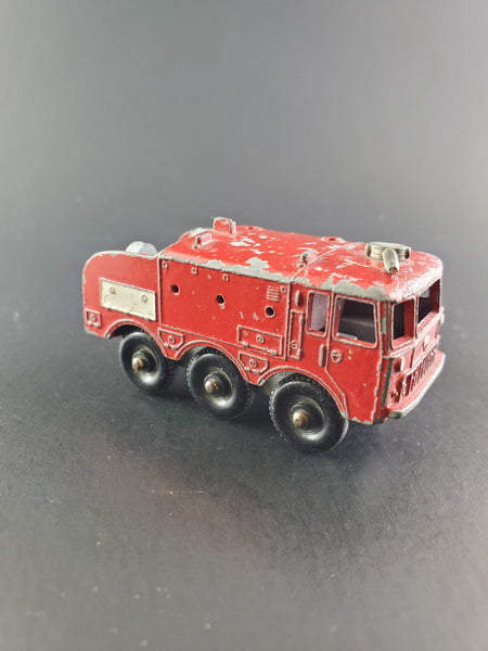 Matchbox - Foamite Crash Tender - 1965