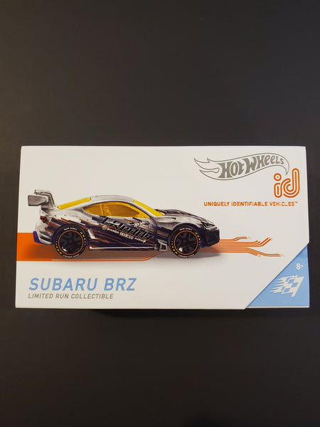 Hot Wheels - Subaru BRZ - 2021 iD Cars Series