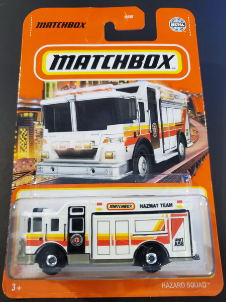 Matchbox - Hazard Squad - 2021