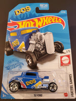Hot Wheels - '32 Ford - 2021