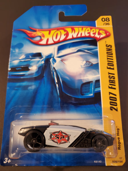 Hot Wheels - Rogue Hog - 2007