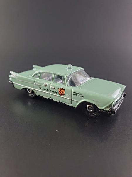 Matchbox - '59 Dodge Coronet Police Car - 2021