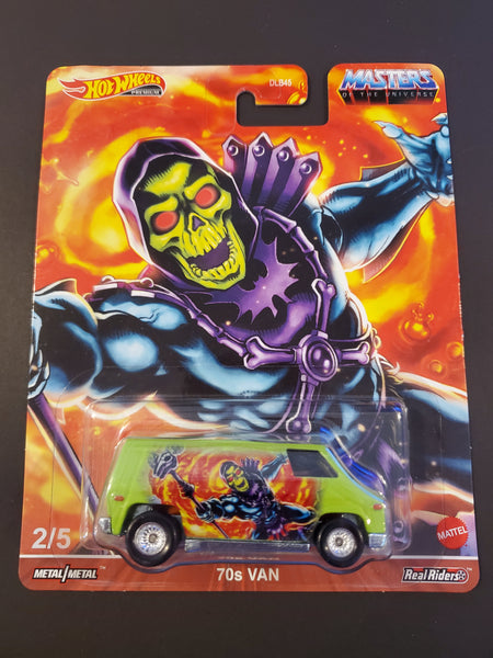 Hot Wheels - Super Van - 2021 Masters of the Universe Series