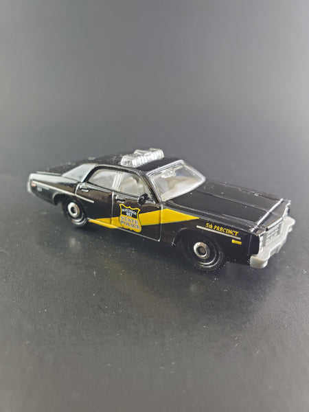 Matchbox - Dodge Monaco Police Car - 2021 *5 Pack Exclusive*