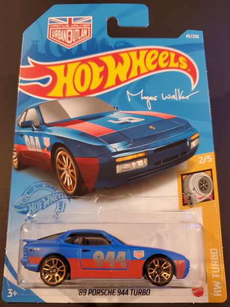 Hot Wheels - '89 Porsche 944 Turbo - 2021