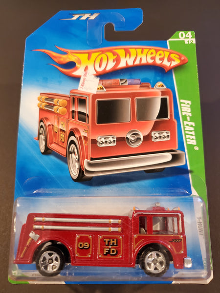 Hot Wheels - Fire-Eater - 2009 *Treasure Hunt*