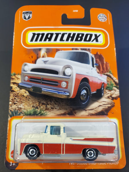 Matchbox - 1957 Dodge Sweptside Pickup - 2021