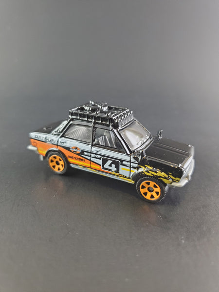 Matchbox - '70 Datsun 510 Rally - 2020 *Multipack Exclusive*