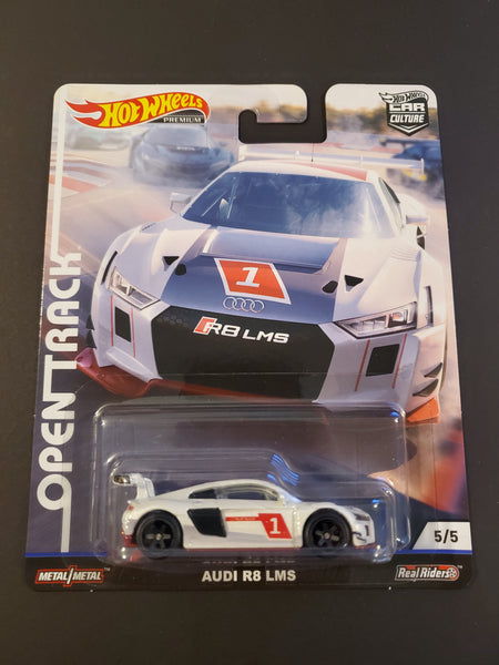 Hot Wheels - Audi R8 LMS - 2019 Open Track Series