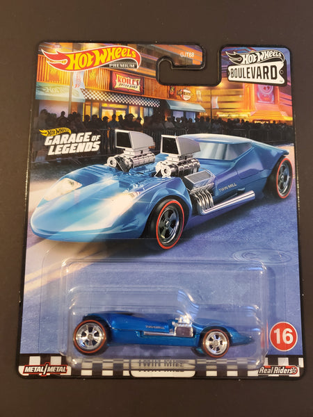 Hot Wheels - Twin Mill - 2020 Hot Wheels Boulevard Series