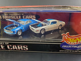 Hot Wheels - 30th Anniversary of '70 Muscle Cars 4-Car Set - 2000