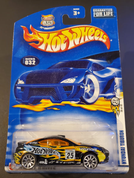 Hot Wheels - Hyundai Tiburon - 2003