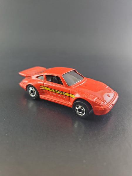 Hot Wheels - Porsche 930 - 1991