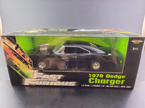 ERTL - 1970 Dodge Charger - 2002 Fast & Furious Series *1:18*