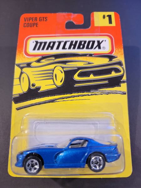 Matchbox -  Dodge Viper GTS - 1997