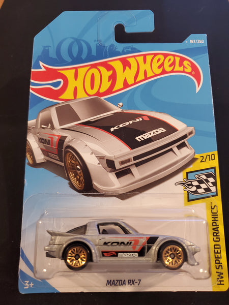 Hot Wheels - Mazda RX-7 - 2019
