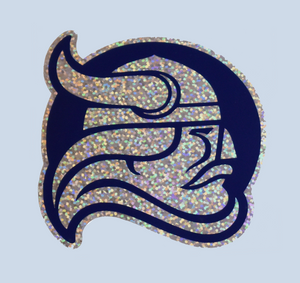 Viking Decal - Sparkle
