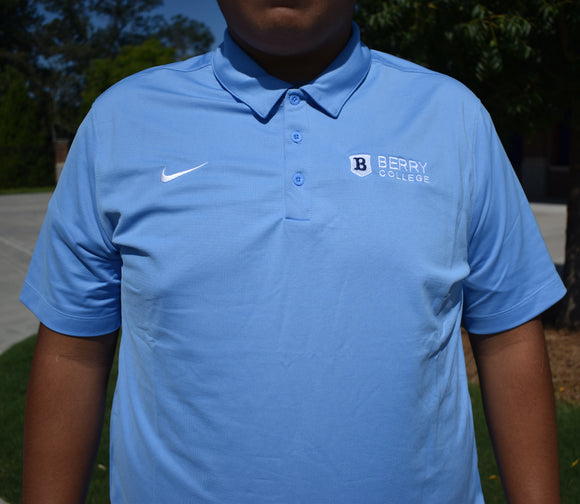 Men's Nike Polo - Valor Blue