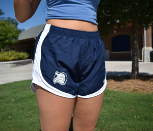 Nike Shorts Navy and White - Women's