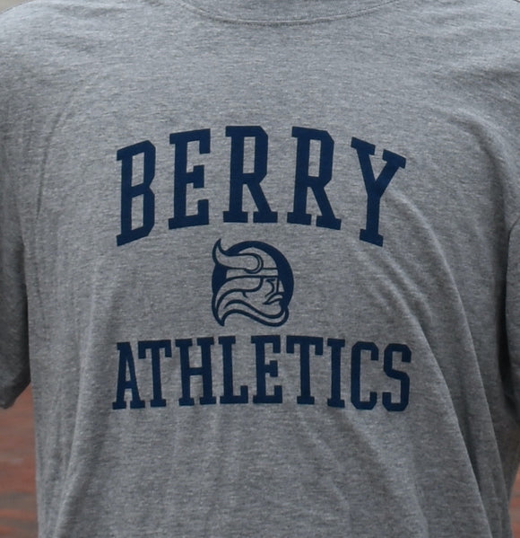 Nike Berry Athletics Tee - Gray
