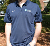 Men's Nike Polo - Navy