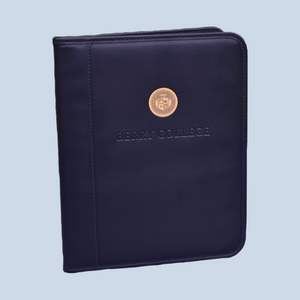 Vinyl Portfolio - Navy or Black