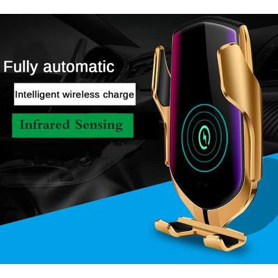 10W Automatic Clamping Car Wireless Charger VSthingymajig