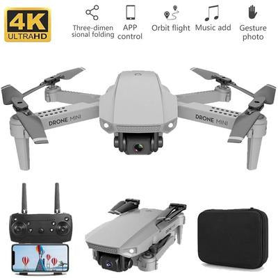 2020 E88 RC 4K Mini Drone VSthingymajig