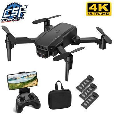 2021 NEW KF611 Drone 4k HD Wide Angle Camera 1080P WiFi fpv Drones Camera Quadcopter Height Keep Drone Camera Dron Toy VSthingymajig