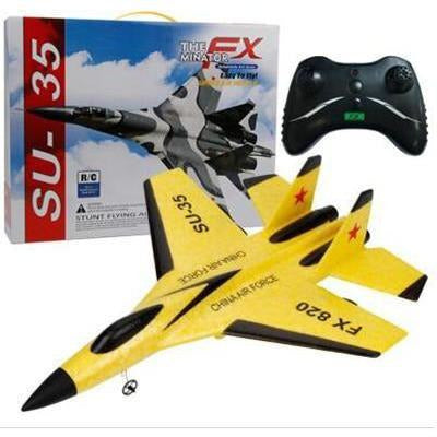 2.4G Glider RC SU35 Fixed Wing Airplane VSthingymajig With retail box 1