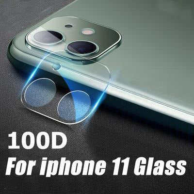 Camera Protection Glass For iPhone's VSthingymajig iPhone 11 2pcs