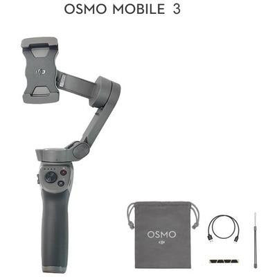 DJI Osmo Mobile 3 is a foldable gimbal for smartphones VSthingymajig DJI Osmo Mobile 3