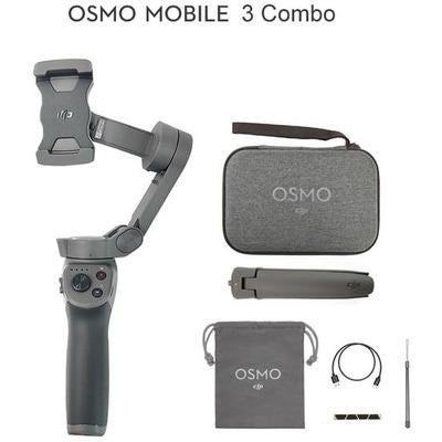 DJI Osmo Mobile 3 is a foldable gimbal for smartphones VSthingymajig Osmo Mobile 3 Combo