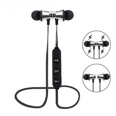 Magnetic Wireless bluetooth Earphone XT11 VSthingymajig