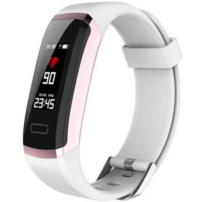 Men & Women GT101 Smart watch VSthingymajig pink white