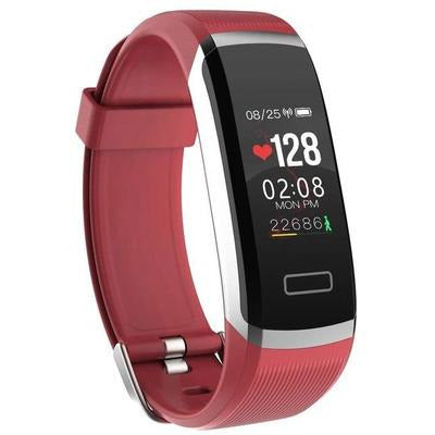Men & Women GT101 Smart watch VSthingymajig silver red