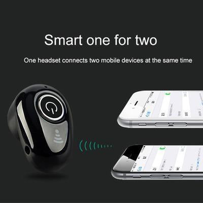 Mini Invisible Bluetooth Noise Cancelling Earbuds VSthingymajig