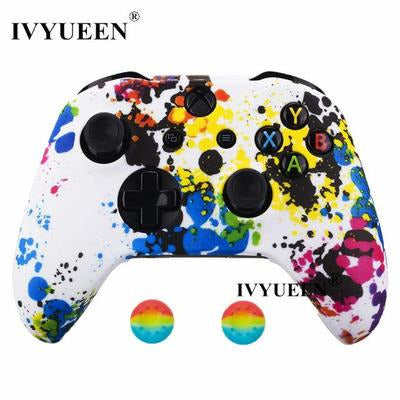 Silicone Protective Skin Case for XBox One, X & S Controller VSthingymajig Graffiti A
