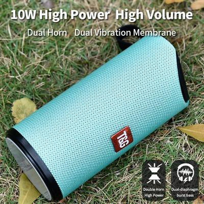 TG Bluetooth Speaker Portable VSthingymajig