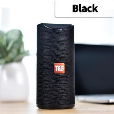 TG Bluetooth Speaker Portable VSthingymajig Black