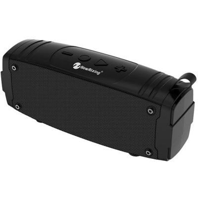 Water Proof Portable MP3 Bluetooth Speaker with Extra Bass 5513 Premium Gadgets Black