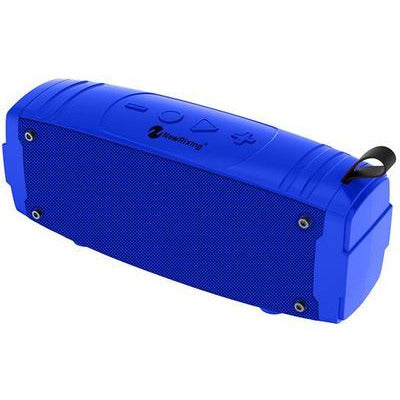 Water Proof Portable MP3 Bluetooth Speaker with Extra Bass 5513 Premium Gadgets Blue