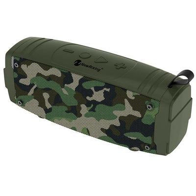 Water Proof Portable MP3 Bluetooth Speaker with Extra Bass 5513 Premium Gadgets Camouflage