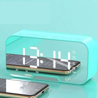 Waterproof Bluetooth Outdoor Speaker Clock VSthingymajig Italy blue other, Planar-magnetic Tweeter, Speaker