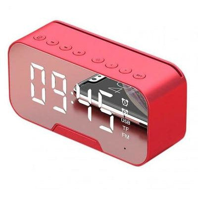 Waterproof Bluetooth Outdoor Speaker Clock VSthingymajig Poland red other, Planar-magnetic Tweeter, Speaker