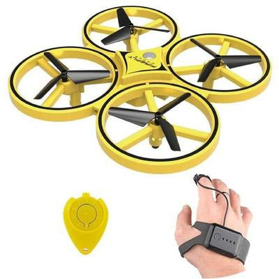 ZF04 RC Hand Controlled Mini Infrared Induction Drone VSthingymajig