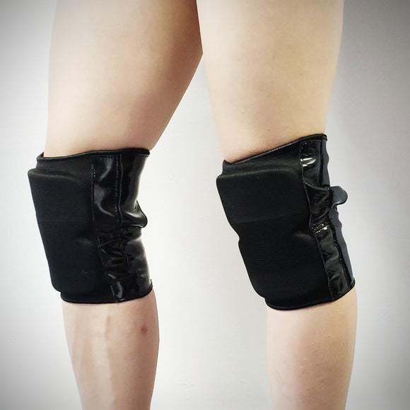 Ginocchiera DOUBLE GRIP  KNEE PAD PL100 V