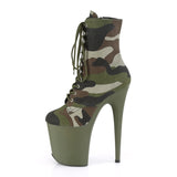 "FLAMINGO-1020CAMO 8"" PLEASER"