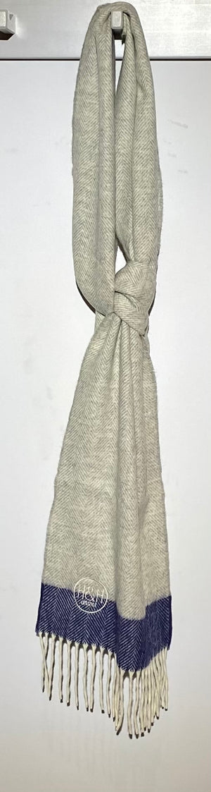The Dunham - Lambswool Scarf