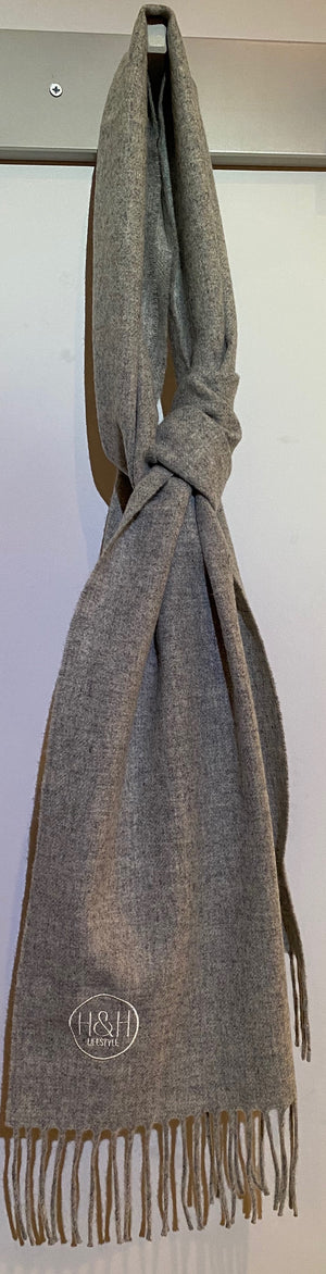 The Burford - Lambswool Scarf
